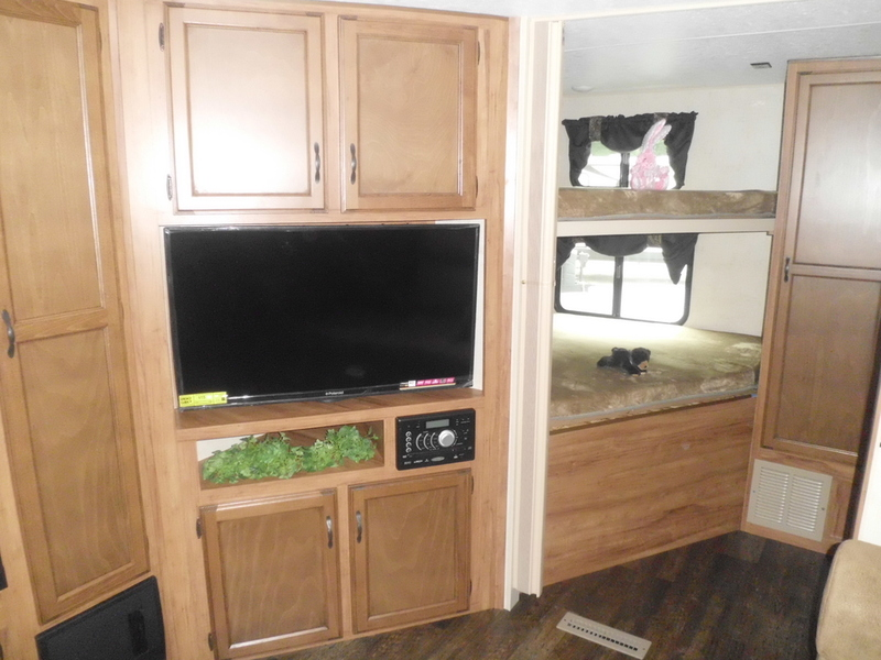 2017 KZ RV Spree® Connect C326BHS