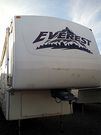 2006 KEYSTONE RV EVEREST 343 L