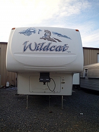 2006 FOREST RIVER WILDCAT 302 LSWB