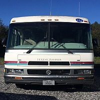 1995 HOLIDAY RAMBLER ENDEAVOR LE 36 WB