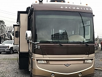 2008 FLEETWOOD EXCURSION 40 X