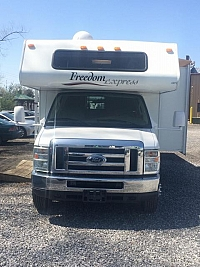 2009 COACHMEN FREEDOM EXPRESS 26 SO