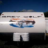 2012 FOREST RIVER CHEROKEE GREY WOLF 28 BH