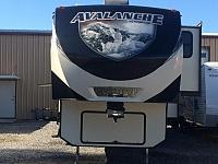 2014 KEYSTONE RV AVALANCHE 361 TG