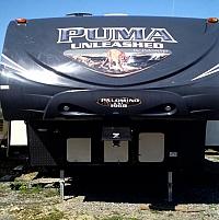 2017 PALOMINO PUMA UNLEASHED 359 THKS