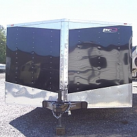 2017 RCI CARGO CAR HAULER TRAILER