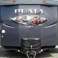 2018 PALOMINO PUMA 38 DBS