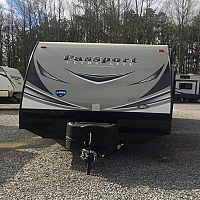 2018 KEYSTONE RV PASSPORT 2900 RK