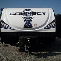 2018 KZ RV CONNECT 281 BH