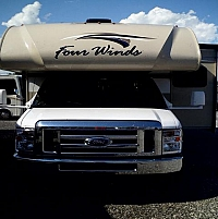 2018 THOR FOUR WINDS 24 F