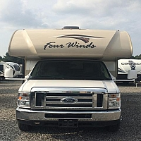 2018 THOR FOUR WINDS 26 B