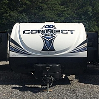 2019 KZ RV CONNECT 261 RB