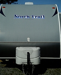 2014 HEARTLAND NORTH TRAIL FOCUS EDITION FX21