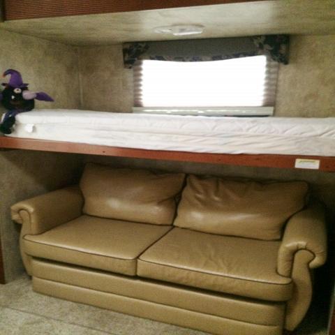 2012 KEYSTONE RV AVALANCHE 341 TG