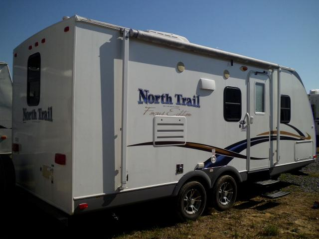 2014 HEARTLAND NORTH TRAIL FOCUS EDITION 21 FX