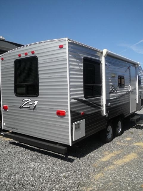 Used Zinger Travel Trailers