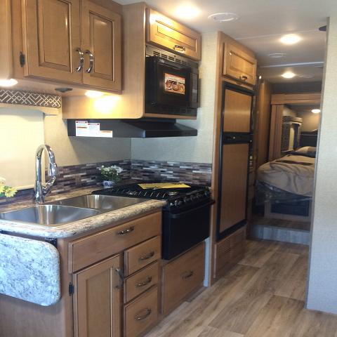 2017 THOR FOUR WINDS SPRINTER 24 HL