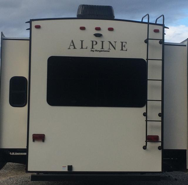 2018 KEYSTONE RV ALPINE 3800 FK