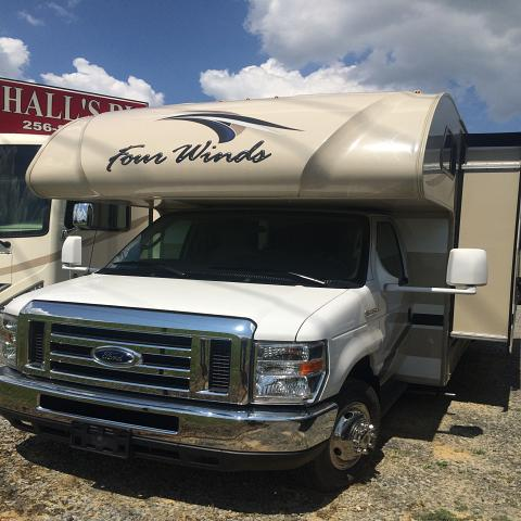 2018 THOR FOUR WINDS 30 D