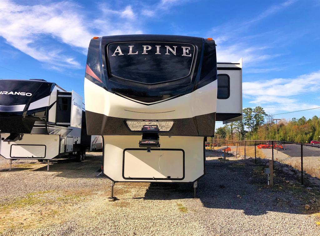 2021 KEYSTONE RV ALPINE 3650 RL
