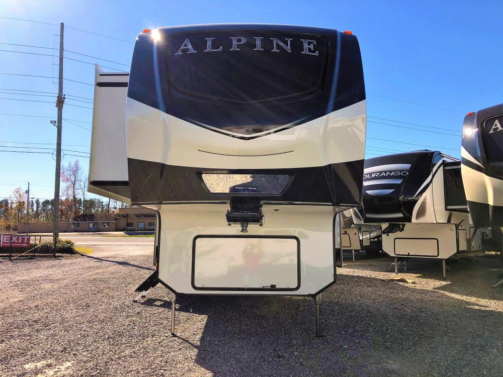 2021 KEYSTONE RV ALPINE 3790 FK